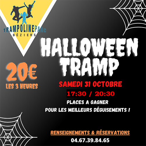 Jump dark halloween